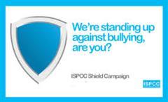 Shield Anti Bullying Flag