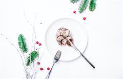 Merlin Christmas Pudding